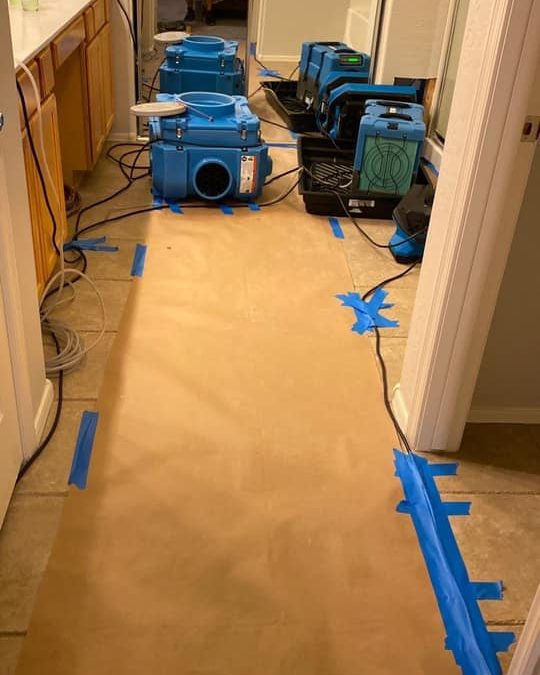 Peoria, AZ: Water Damage